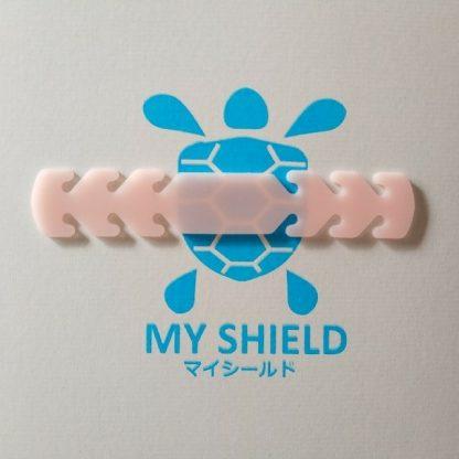マスクストラップ ピンク マイシールド my-shield.jp